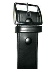 1 3/4 Inch Boston Leather Belt